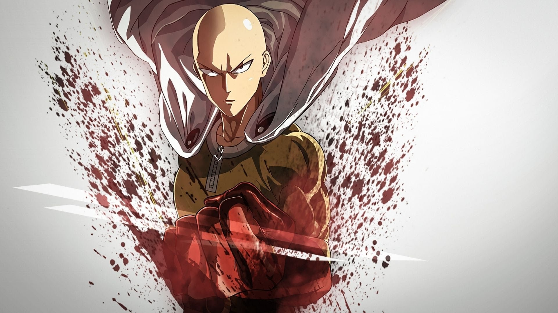 One Punch Man Challenge Explore With Joy